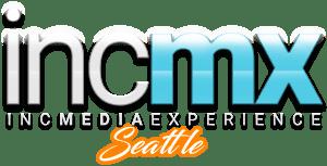 INCMX INC Media Experience Seattle logo